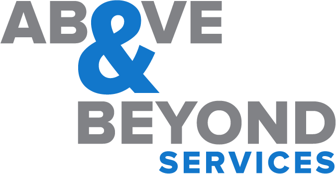 Above and Beyond Service logo